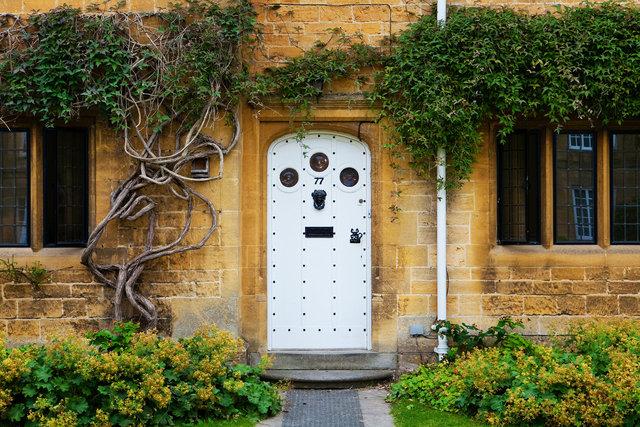 Cotswold Doorway I