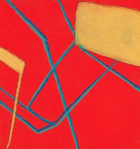 Zonder Titel, 2014  16,6 x 17,5 cm