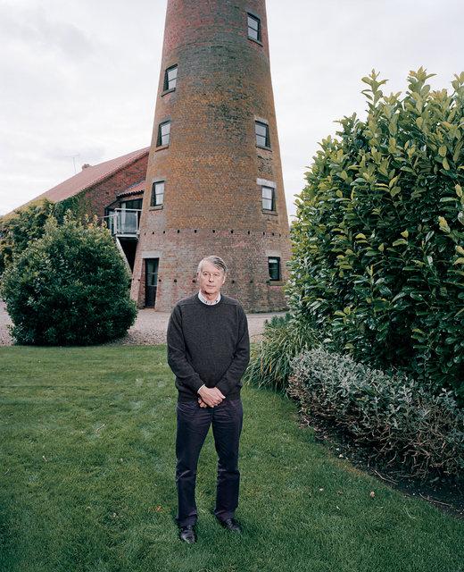Brian Stein (64), Nottinghamshire