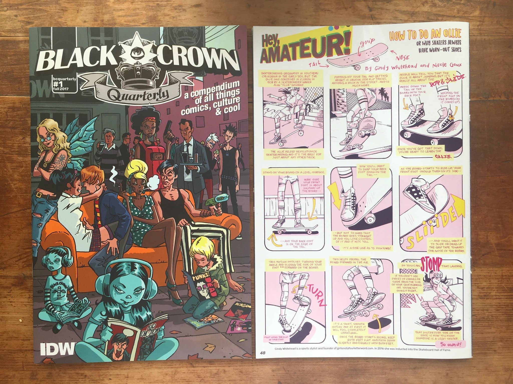 Black Crown Quarterly