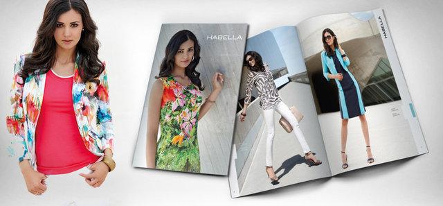 SS 14 Kampagne für Habella