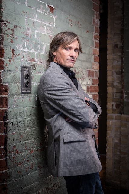 viggo mortensen, actor