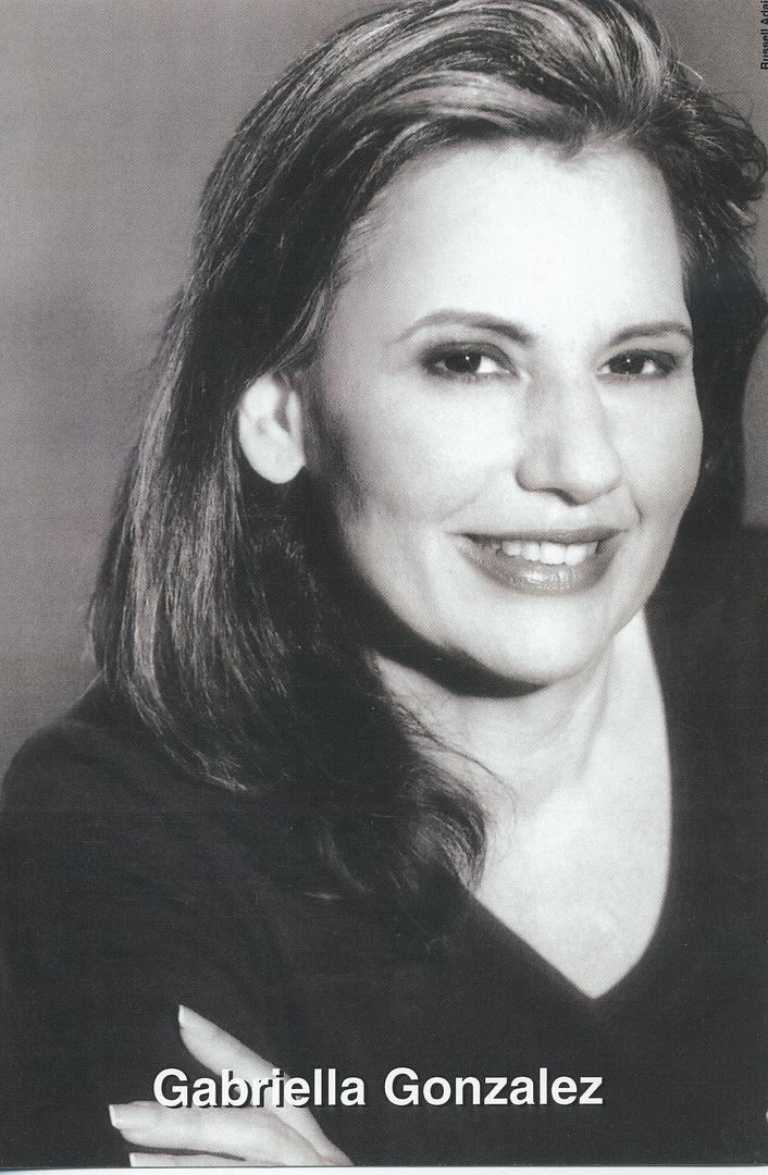 GABRIELLA GONZALES- ACTOR, CLASSIC MODEL