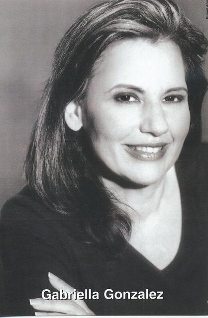 GABRIELLA GONZALES  -  ACTOR, CLASSIC MODEL