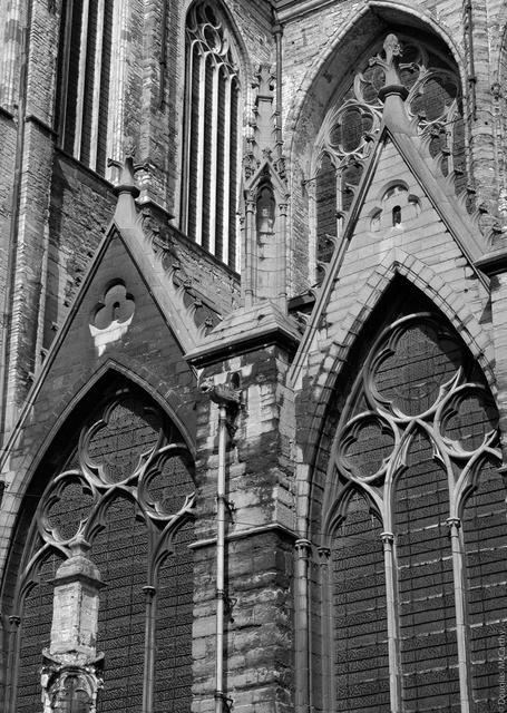 Gothic church, Gent
