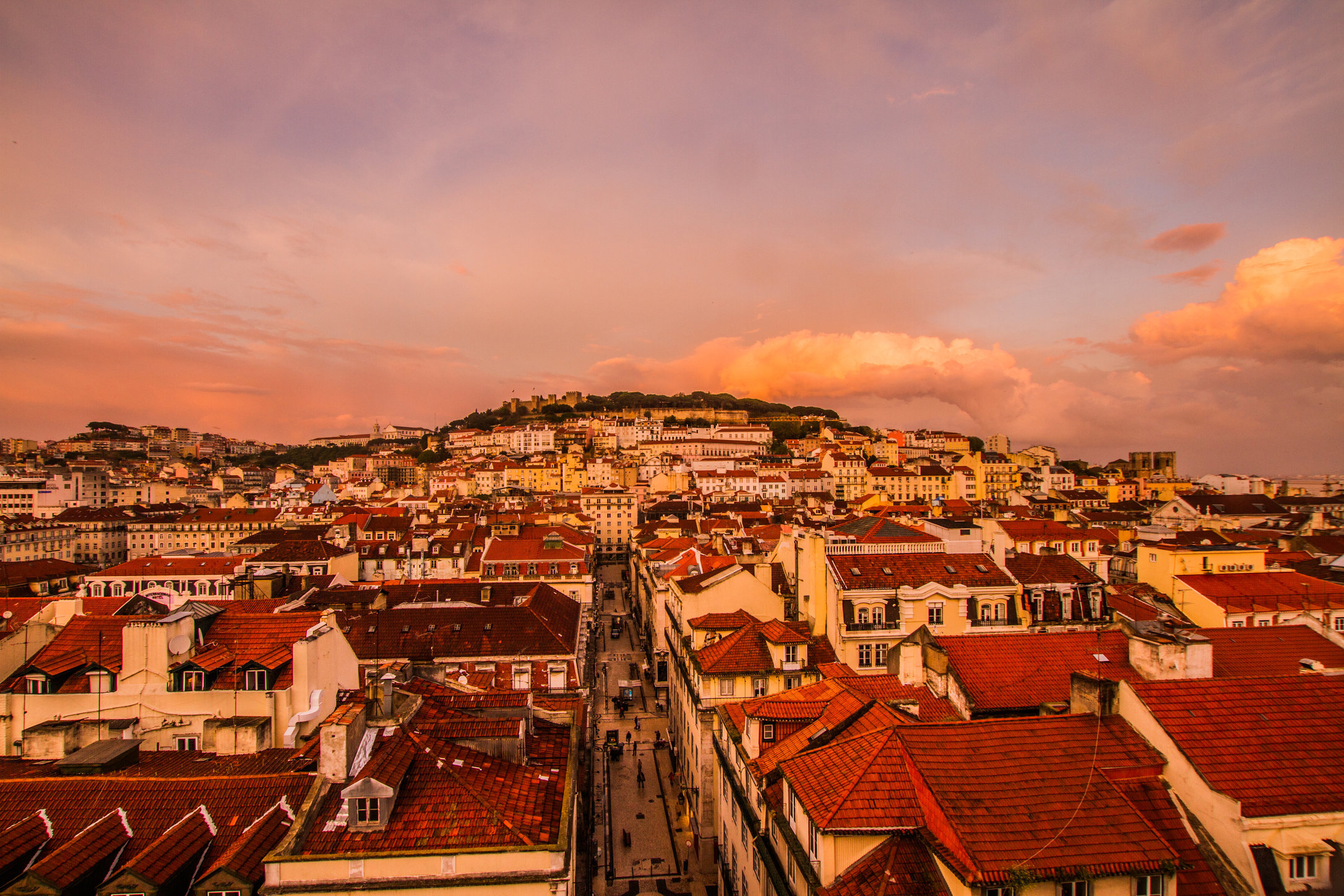 Lisbon, Portugal. 2010.