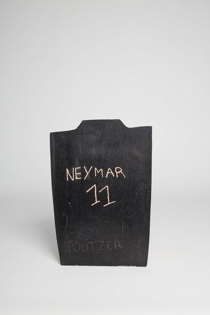 Maillot Neymar (dos) - Collège Politzer