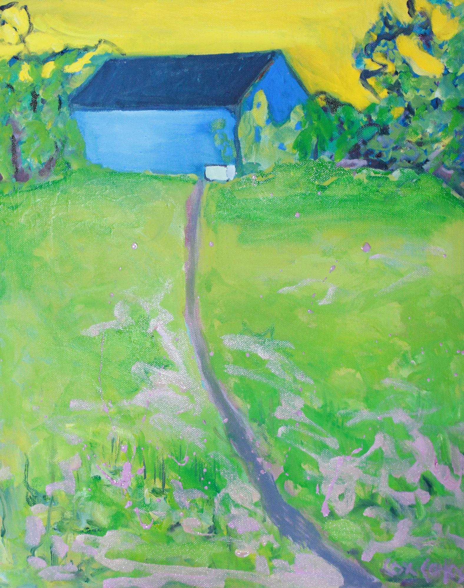 The cow house(Wild Rose Studio)