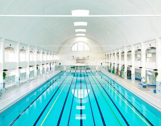 Piscine olympique - Grand Nancy Thermal // Nancy