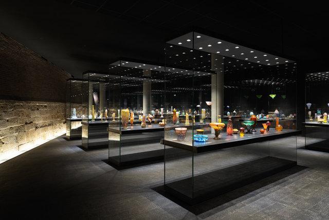 Musée des Beaux-Arts de Nancy, collection Daum - Nancy 2018