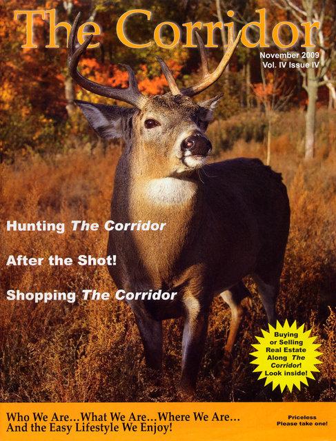 The Corridor Magazine; © November 2009