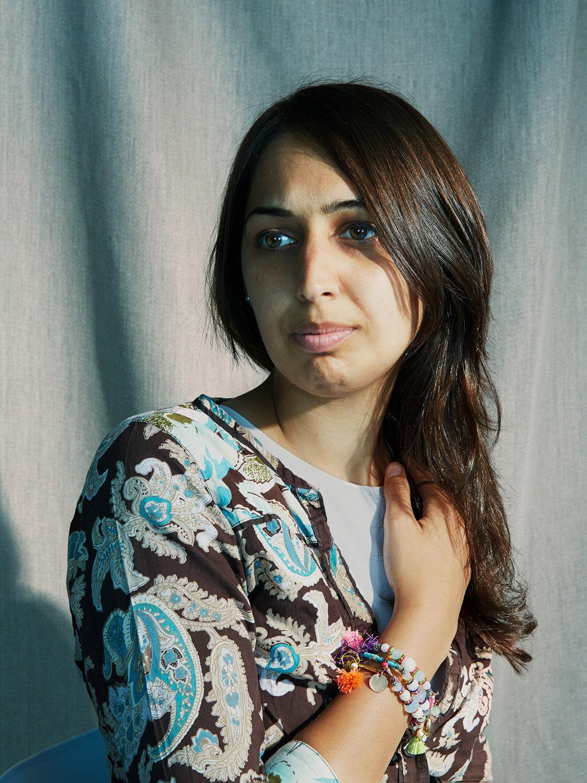 Anita Nayyar - Converts to Islam