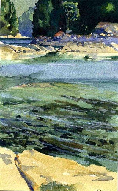 Prideaux Haven, Desolation Sound  (Sold)