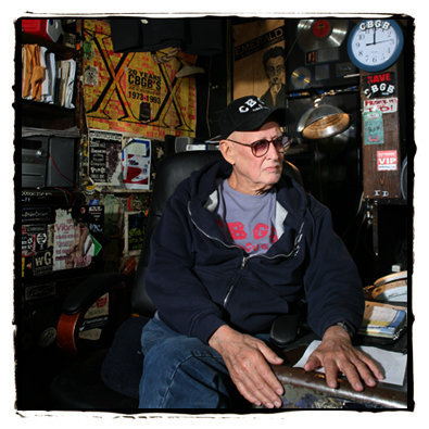 Hilly Kristal, Owner/Founder of CBGB