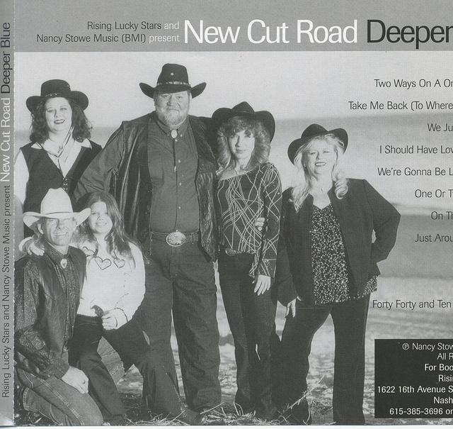 """NEW CUT ROAD-   RECORDING ARTIST  """"DEEPER BLUE"""""""