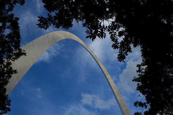 Saarinen in St Louis