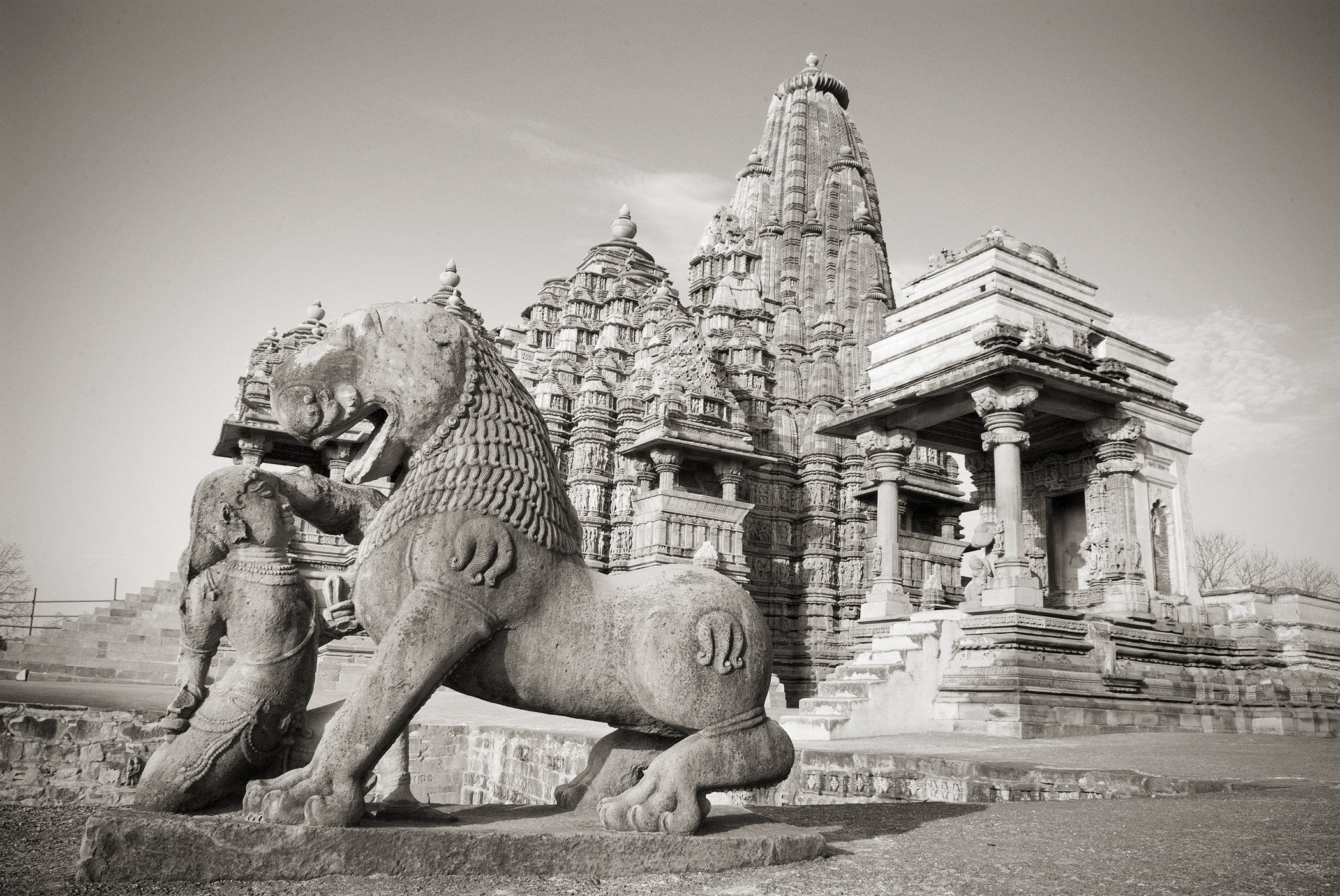 The Khajuraho Temples