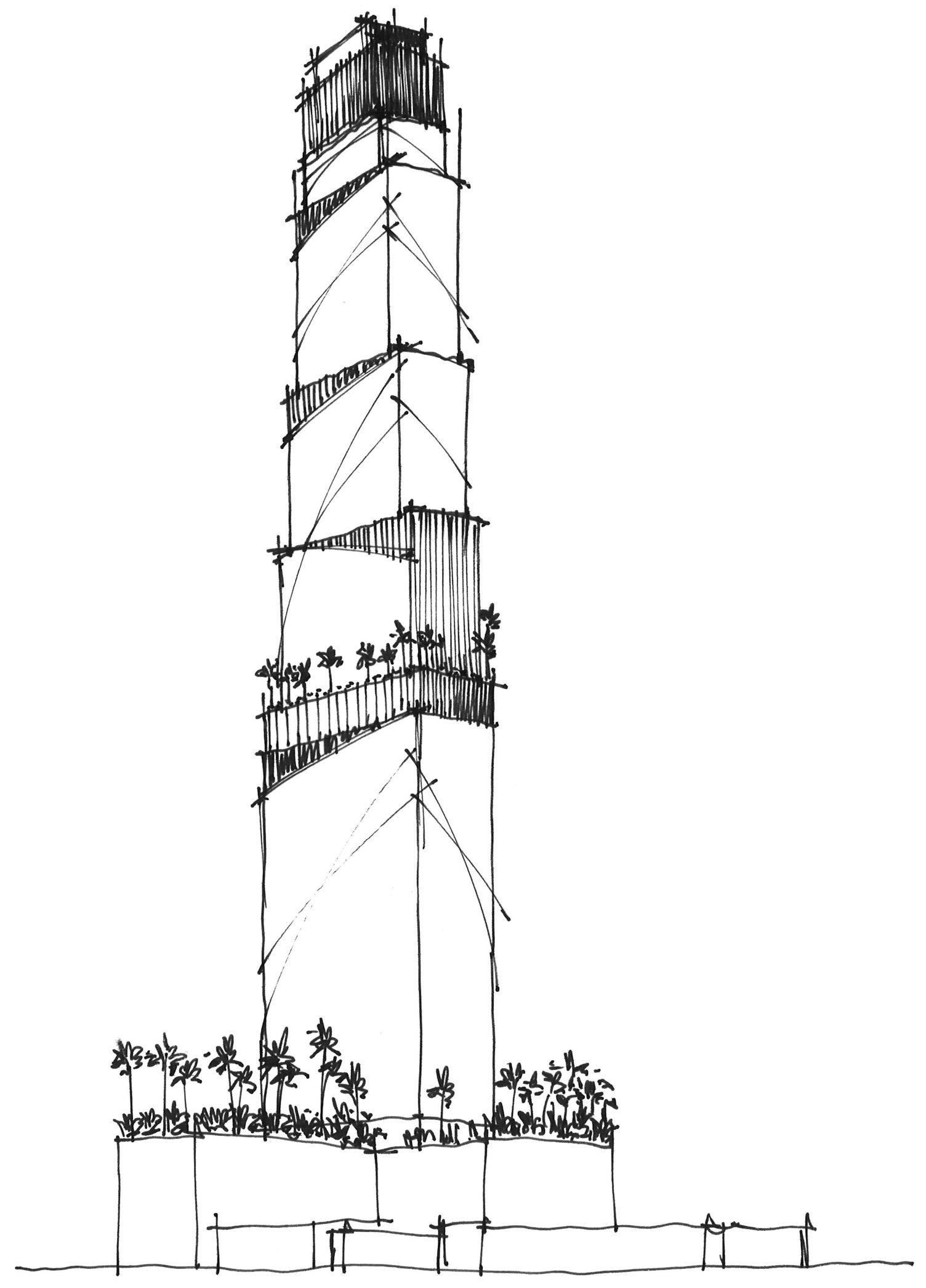 MFLART - Tower Studies