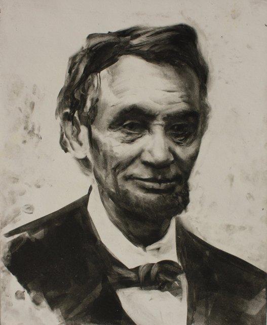 Old Abe    16 x 20