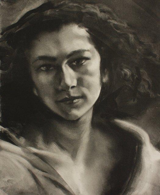 """Sarah Bernhardt      20 x 16"""""""