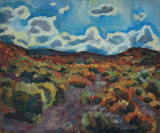 Arizona Arroyo      20 x 24""