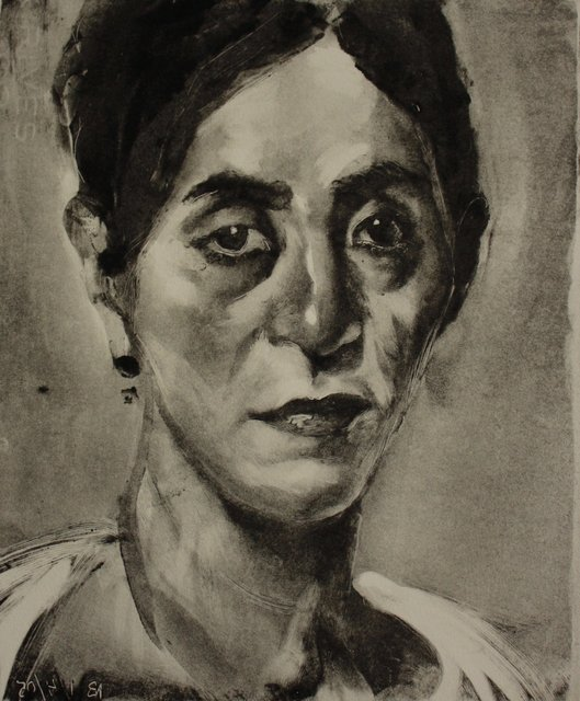 "Faytum Portrait   16 x 12"""