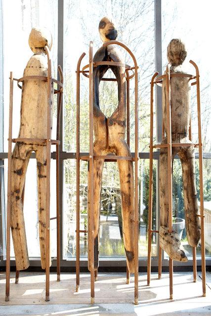 Skulpturen / Figuren 9