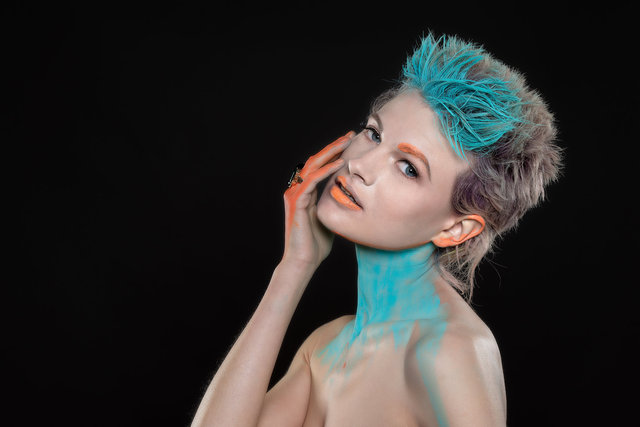 Chloe-Jasmine blue orange makeup 1 web.jpg