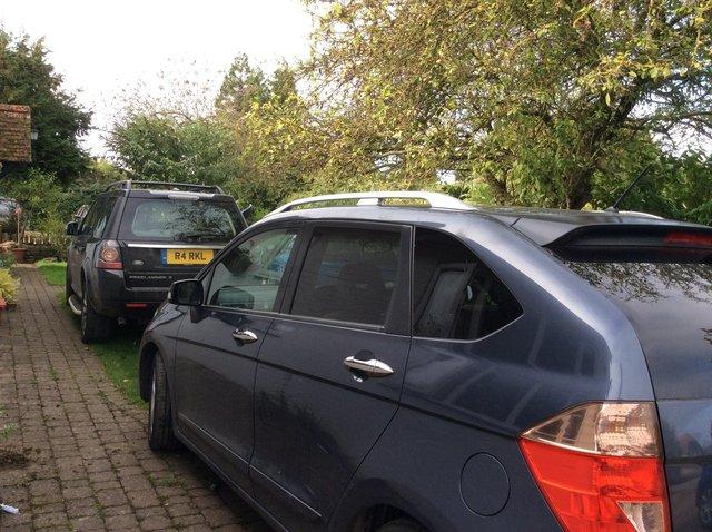 third car