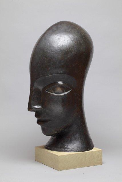 Easter Head 2002 Height 62cm  Bronze resin  RP£2500