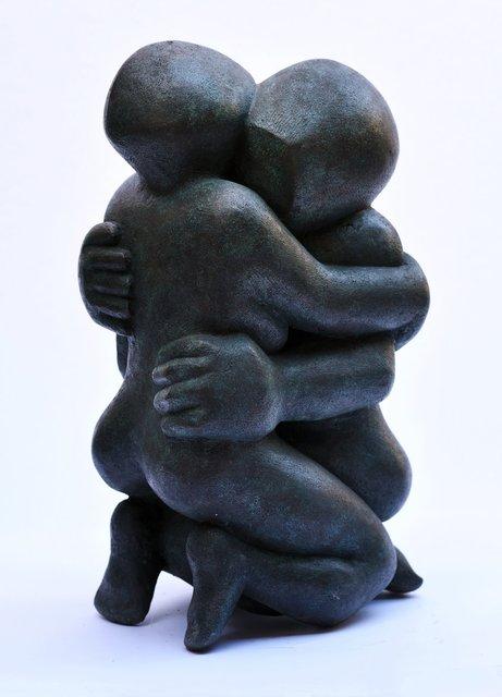 Big Embrace 33 x 30 x 20cm  Beatrice Hoffman 11 copy.jpg