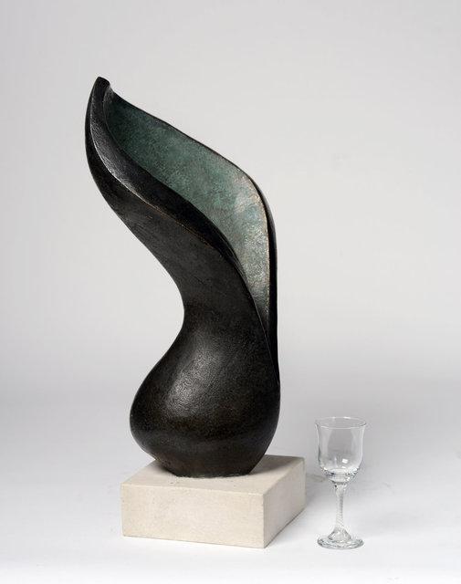 Arum Lilly 2015 (2003)   65 x 23 x 20cm   Bronze Resin £1950