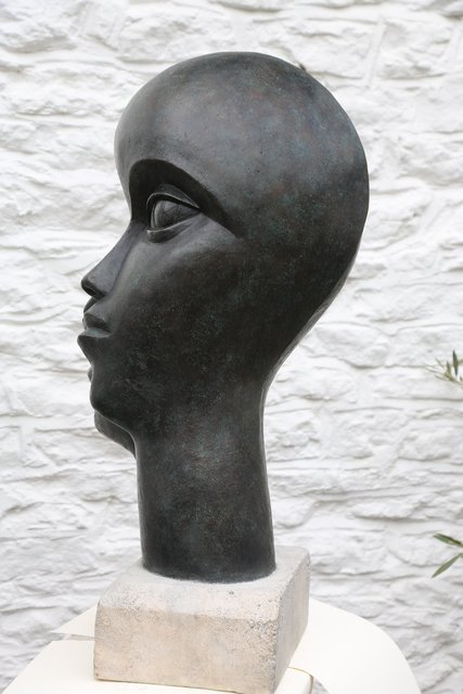 Man and Woman 2  70 x 40 x 38cm  Beatrice Hoffman * 7.jpg