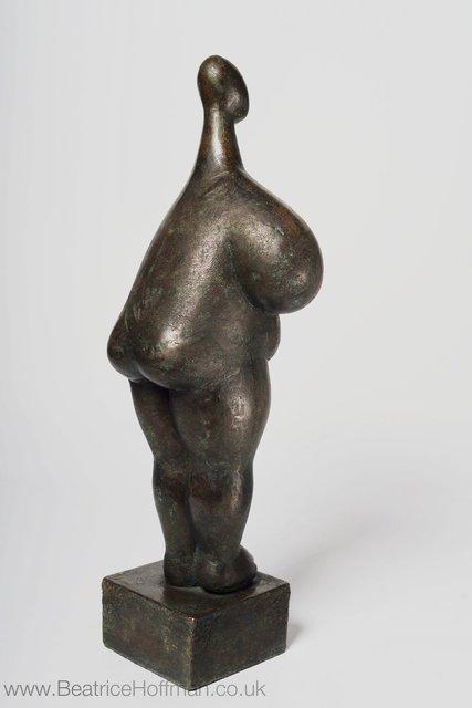 Little Venus  2016   62 x 23 x 19cm   Bronze Resin  RP £1750