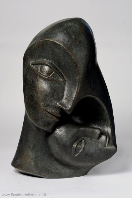 Mother and Child 2  70 x 47 x 40cm Beatrice Hoffman 1BEST.jpg
