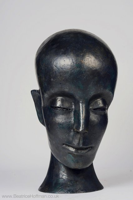 Buddha Head 1999  60 x 30 x 40cm  £2550