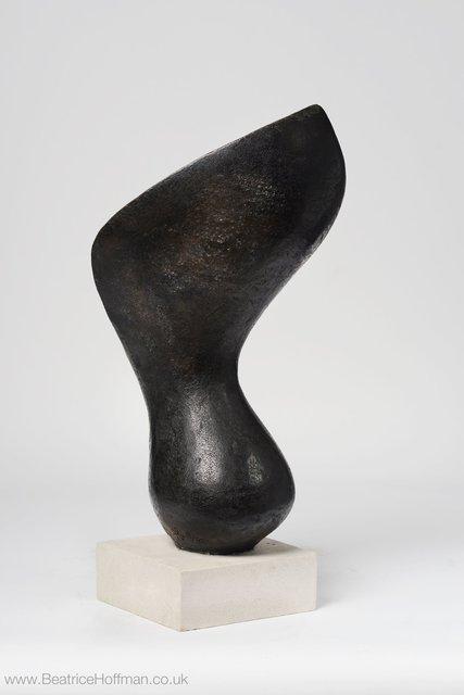 Arum Lilly  1995/ 2-15   65 x 23 x 20cm  Bronze ResinRP   £1950