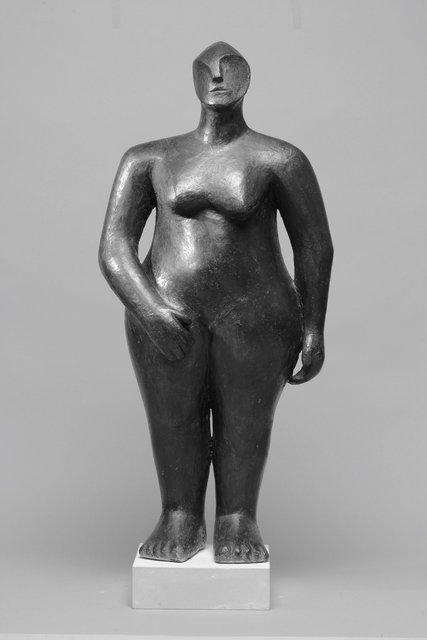 Hands on Hips   2003   90 x 44 x 26 cm Bronze Resin   RP £3200