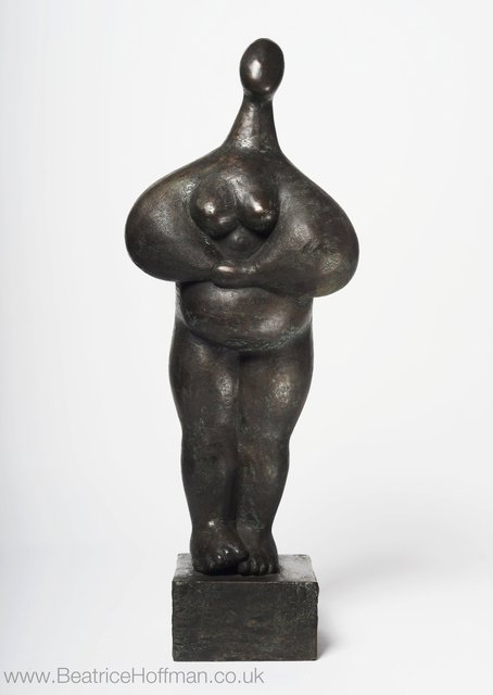 Little Venus  2062 x 23 x 19cm   Bronze Resin  RP £1750