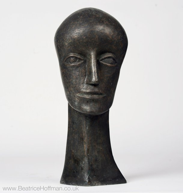 Concerned  2005   40 x 18 x 20 cm Bronze resin  RP  £ 1450