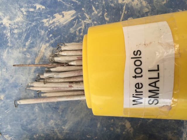 Small Wire tools