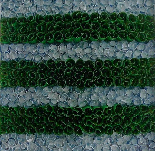 Groene Stroken - Green Strips