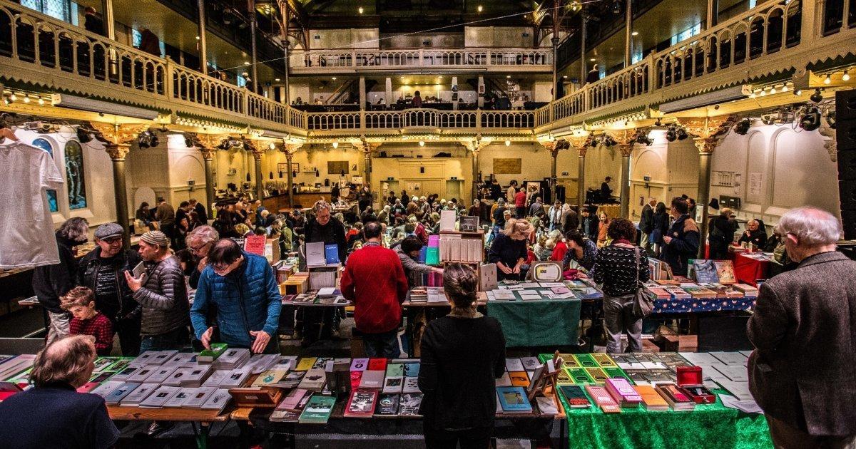 Paradiso Amsterdam - Exhibition Peculiar Publishers