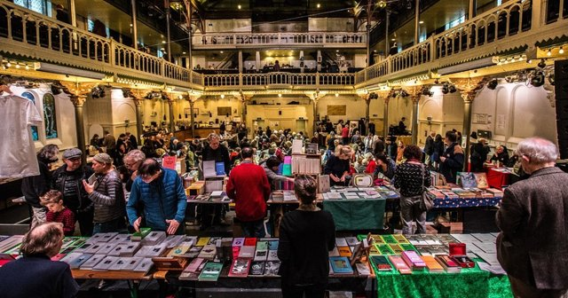 Paradiso Amsterdam - Exhibition Peculiar Publishers