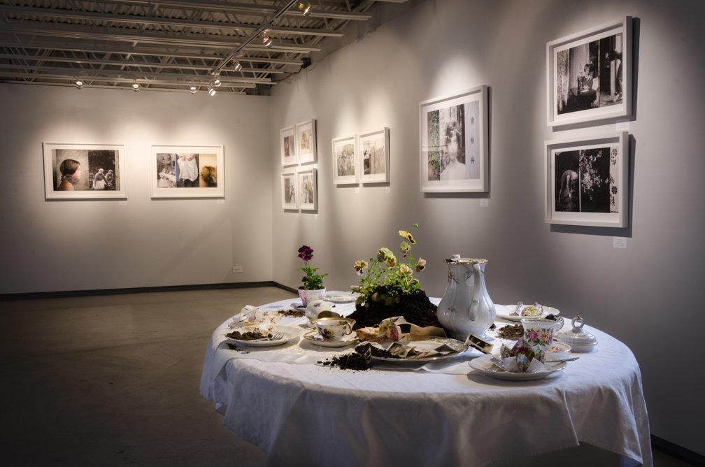 Exhibition at 555 Gallery, Boston