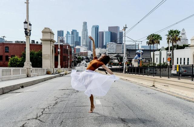 Dancer Bridget Whitman