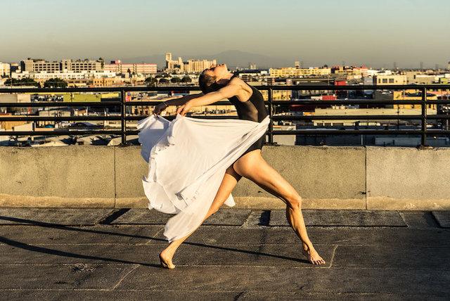Dancer Ashleigh Wilson
