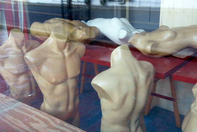 untitled (mannequins)