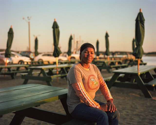 Sharon (Jamaica), Mac's On the Pier, Wellfleet.jpg