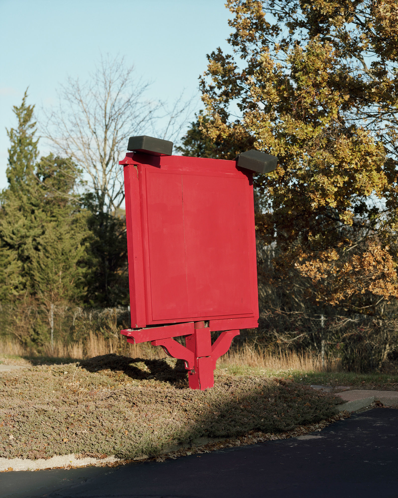 untitled (big red)